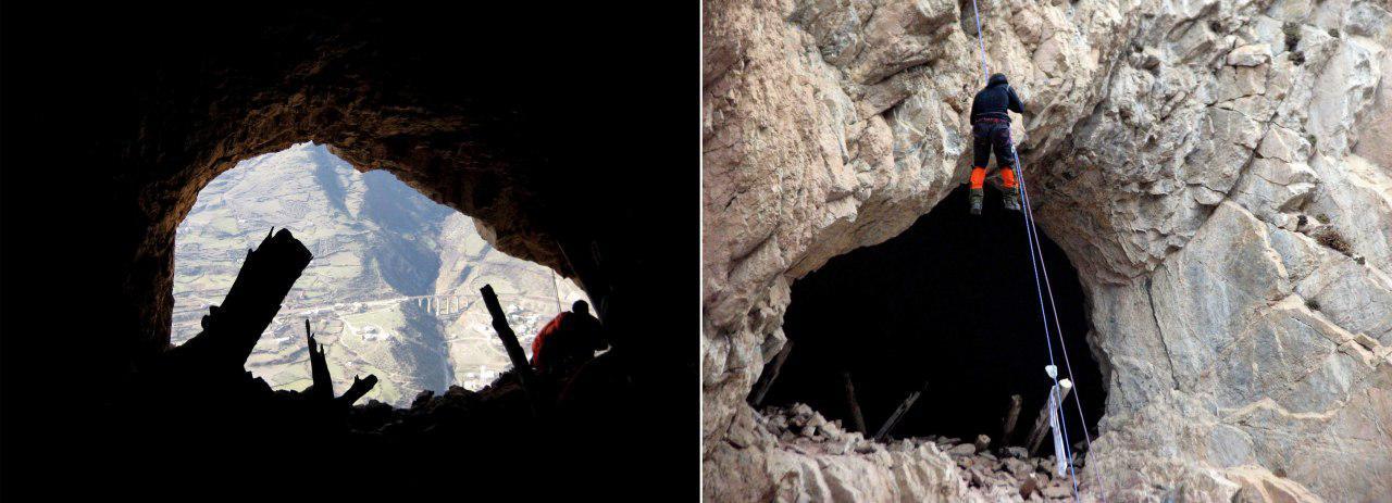 کیجاکرچال، غار اسرارآمیز سوادکوه